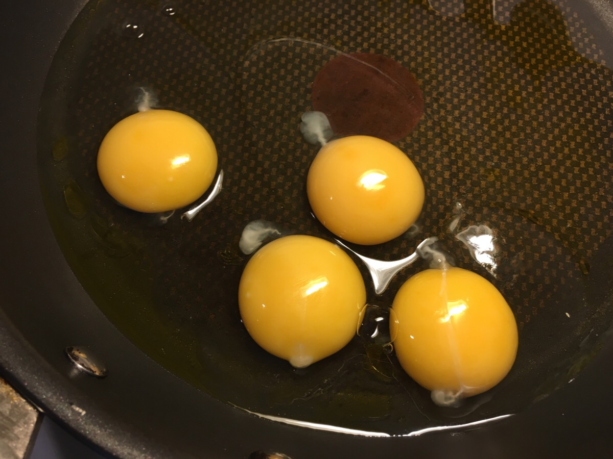 Äggröra deluxe