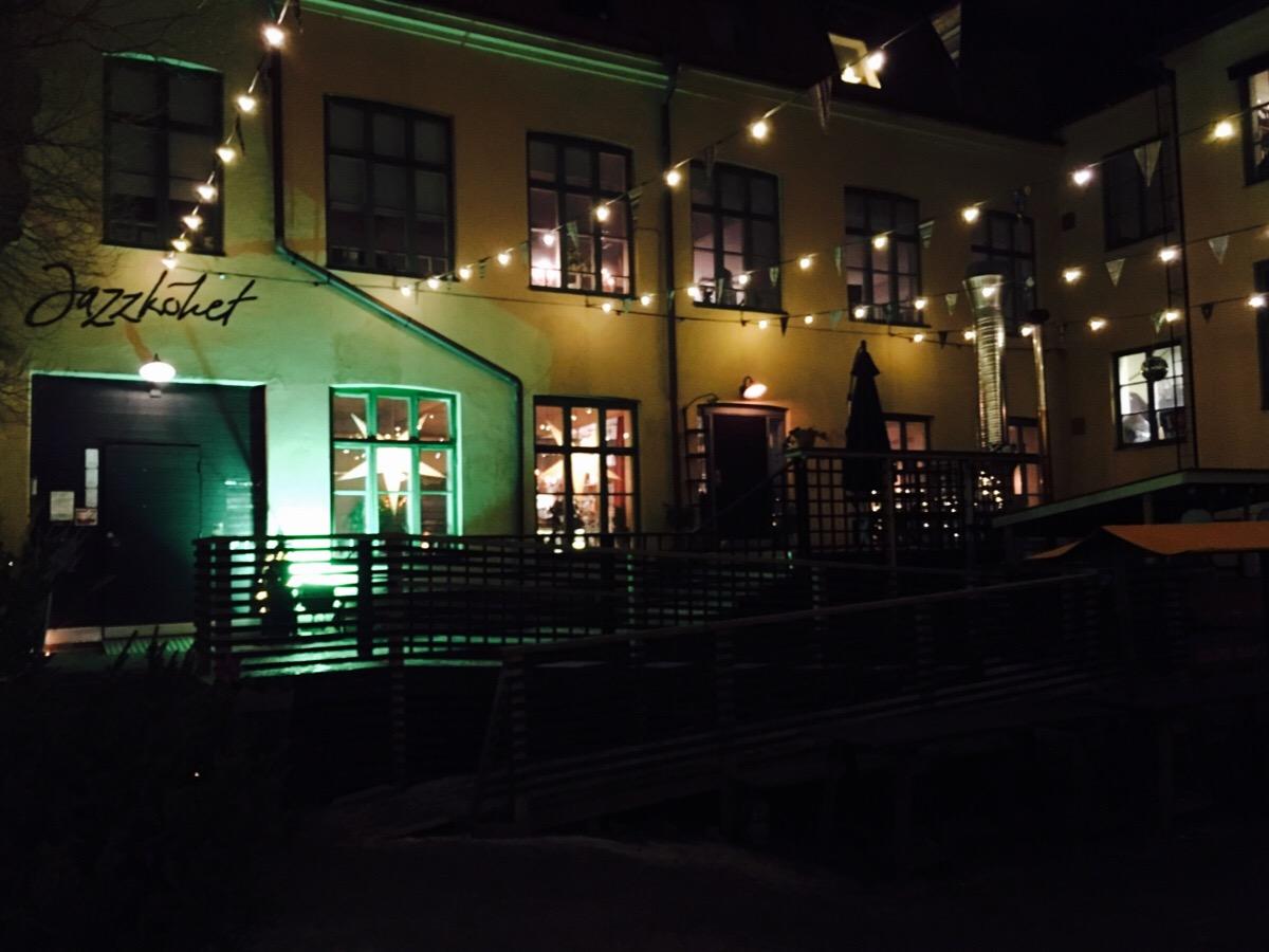 Restaurang Jazzköket