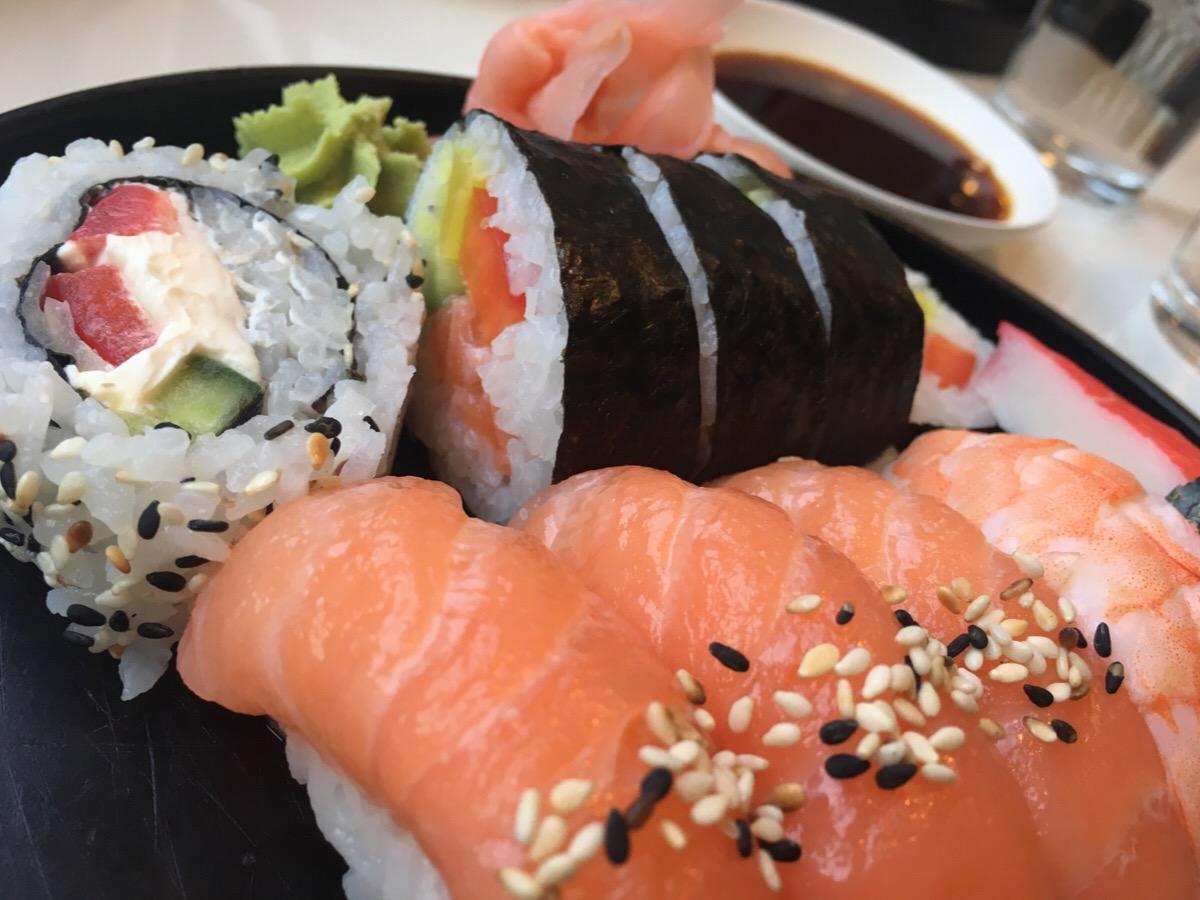 Restaurang Tawikoon sushi bar