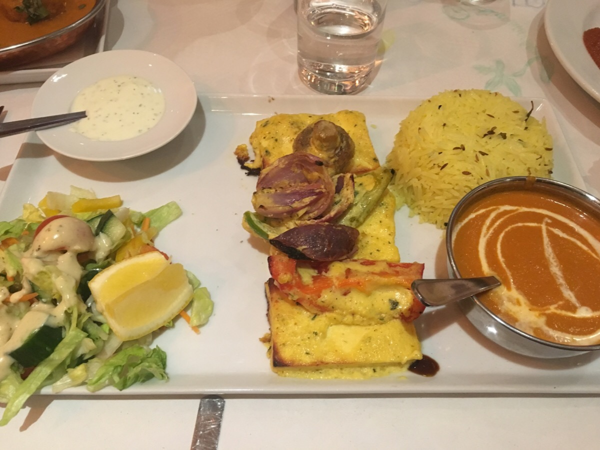 Restaurang Thali Göteborg