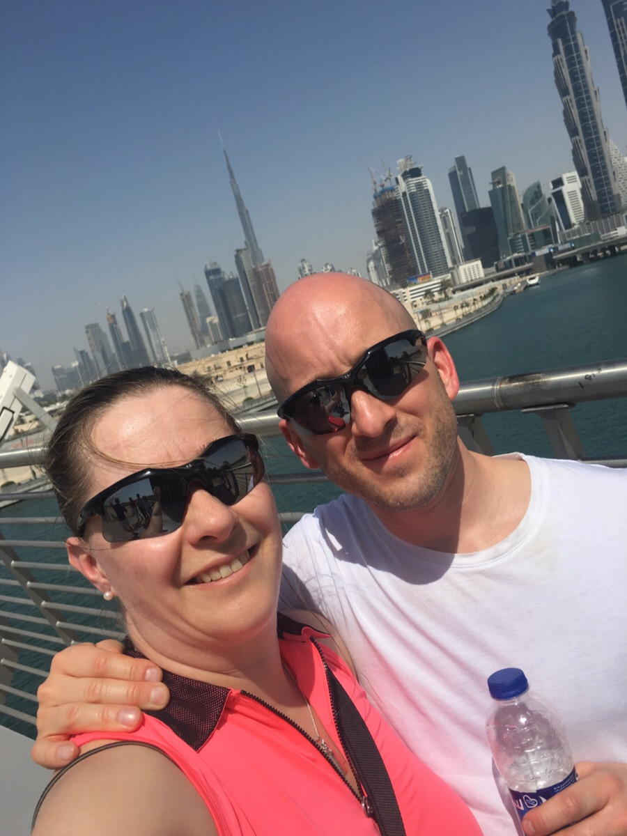 Weekend i Dubai