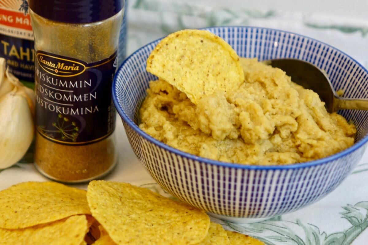 Hummus – en vegansk röra