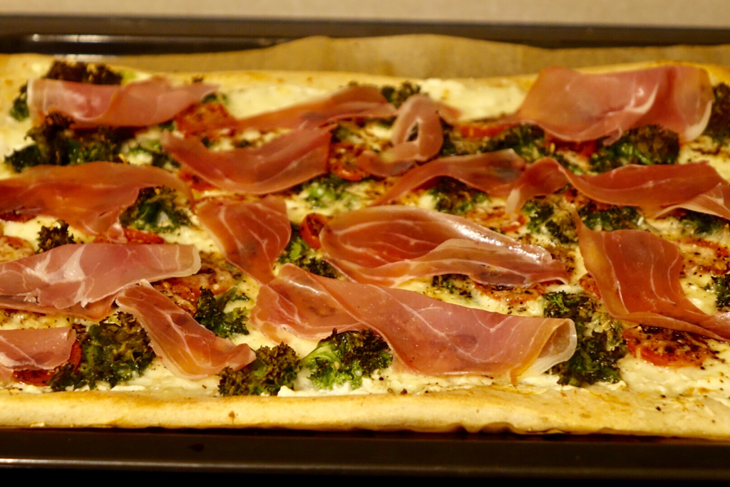 Pizza Bianca – min version
