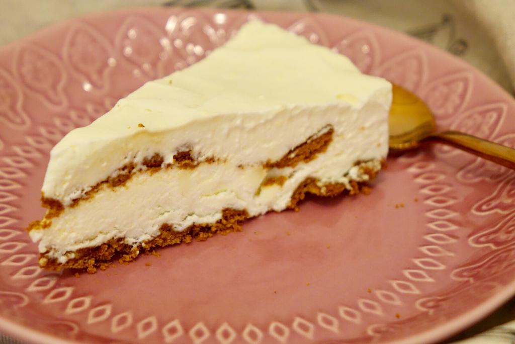 Pepparkakscheesecake