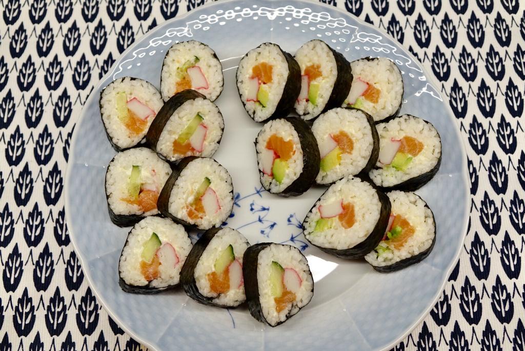 Sushi – att rulla hemma