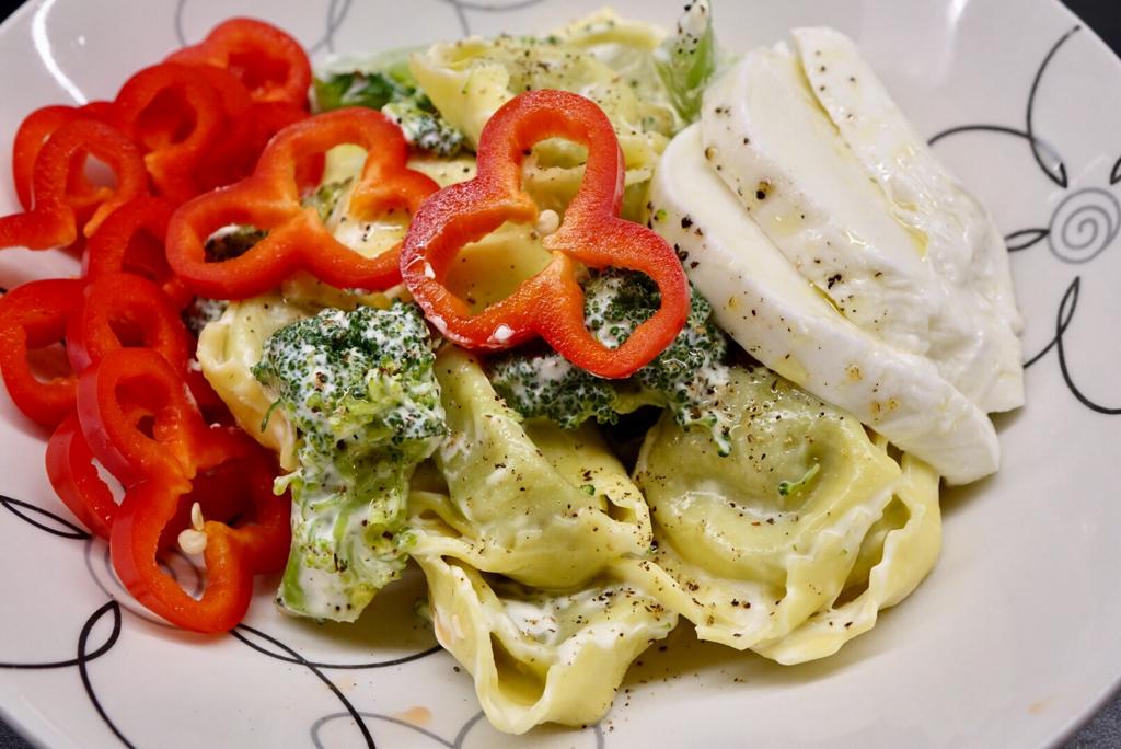 Enkel pastamiddag