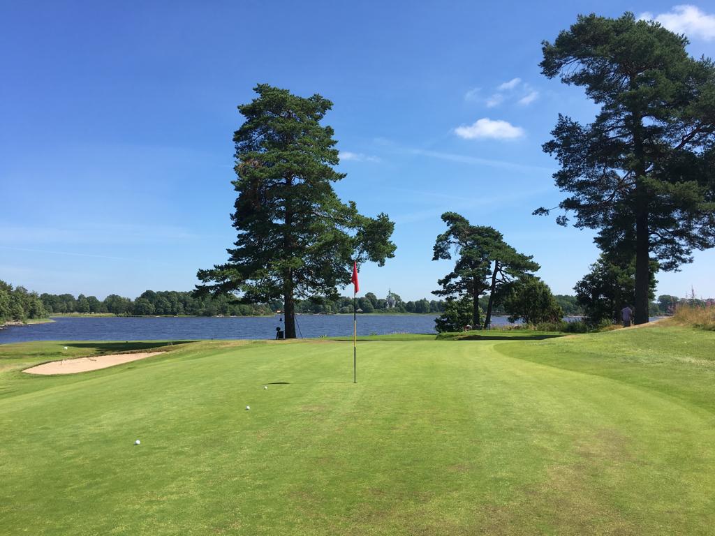 Golf i Koberg
