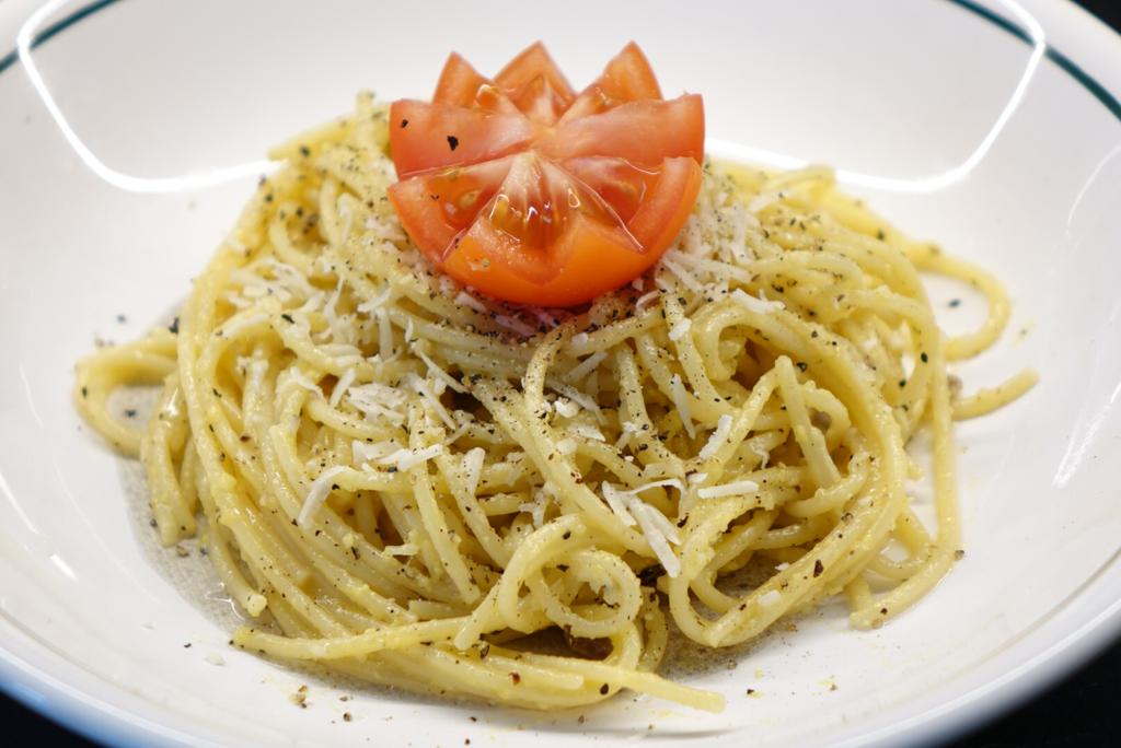 Pasta Carbonara på riktigt