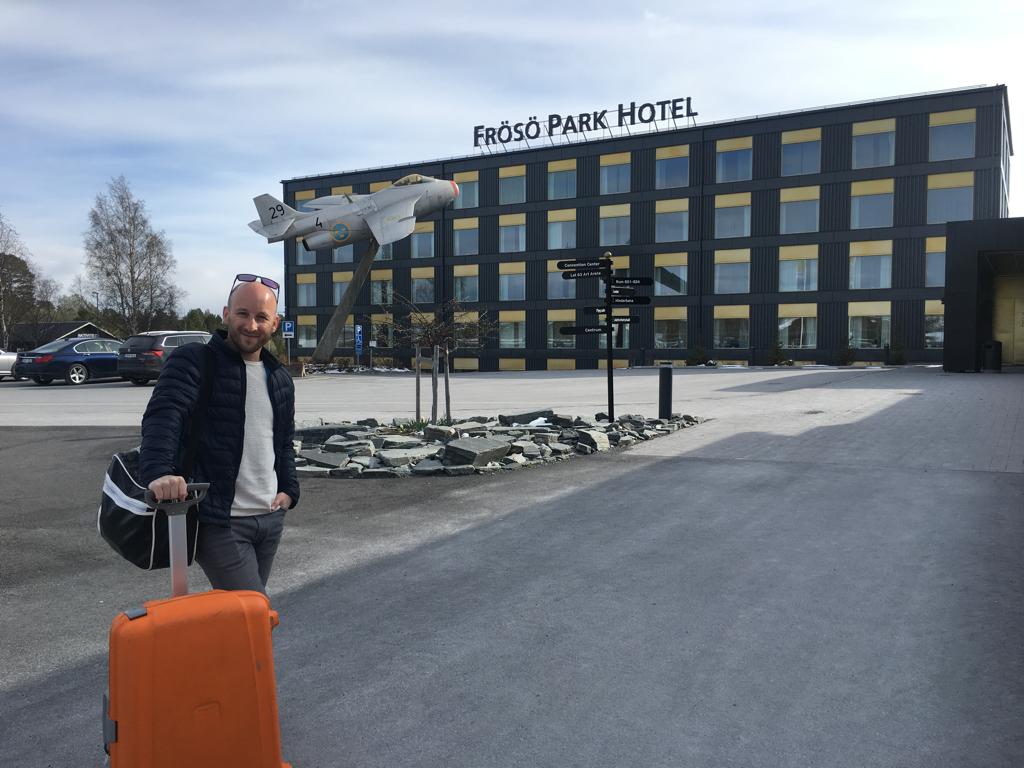 Lovely Friday på Frösö Park Hotell