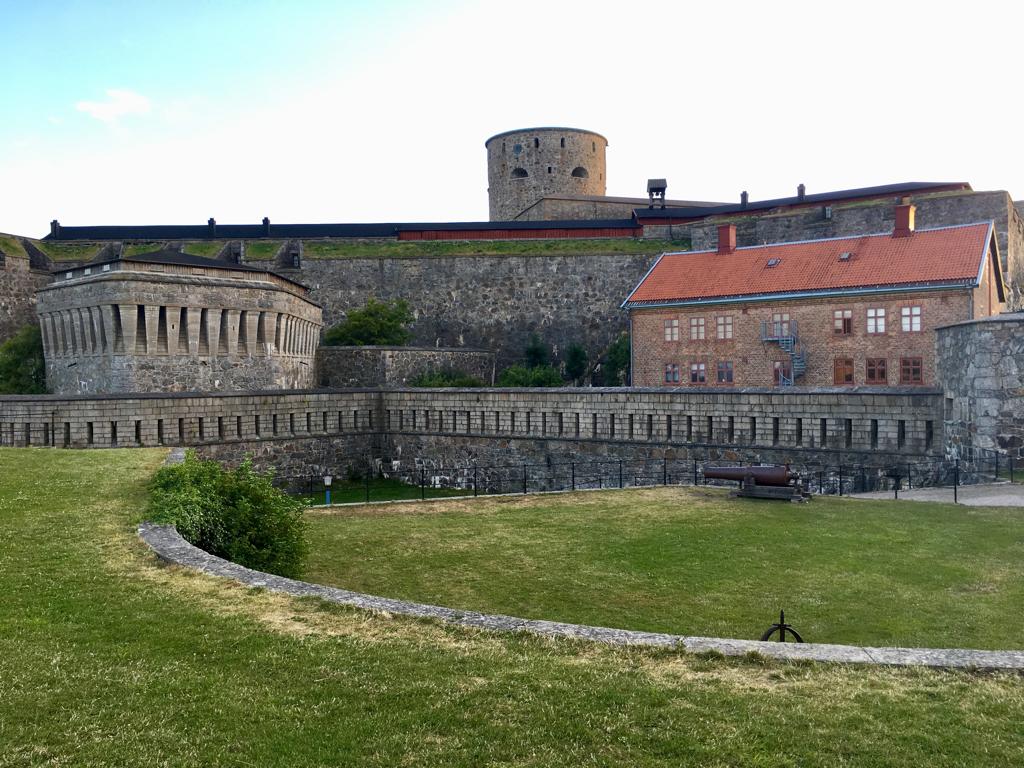 Marstrand och Carlstens fästning, ett kvällsbesök