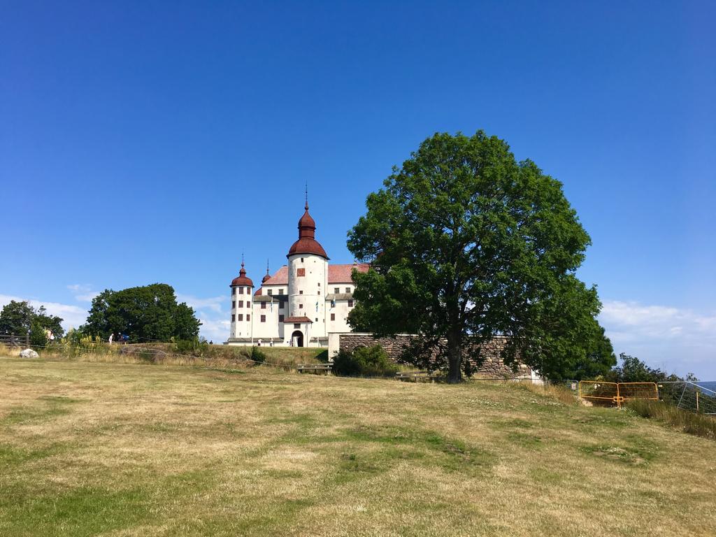 Läckö Slott – ett vackert sommarbesök