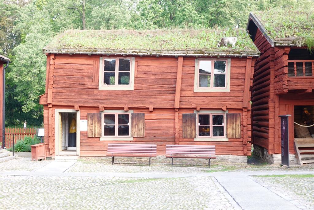 Helgbesök till Örebro
