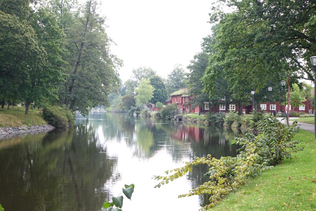 Ett helgbesök till Örebro