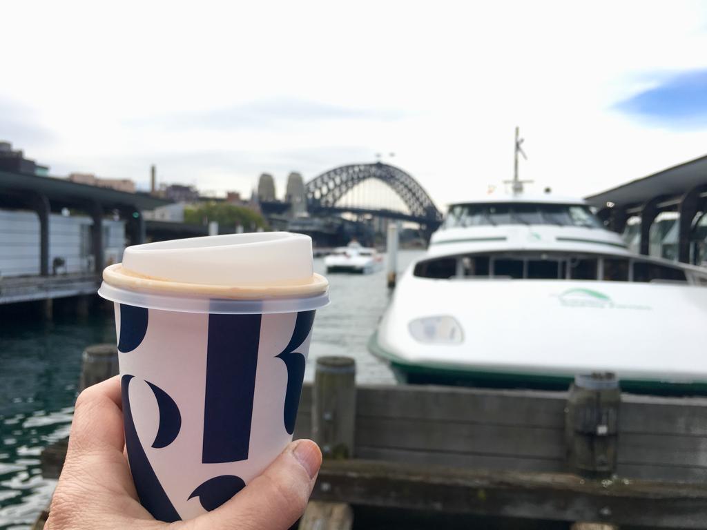 Kaffe Circular Quay