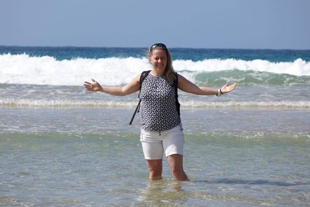 Manly Beach i Sydney