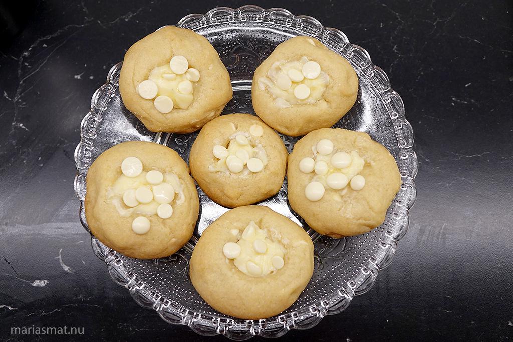 Cheesecakecookies