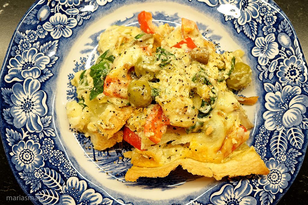 Italiensk grönsakspaj