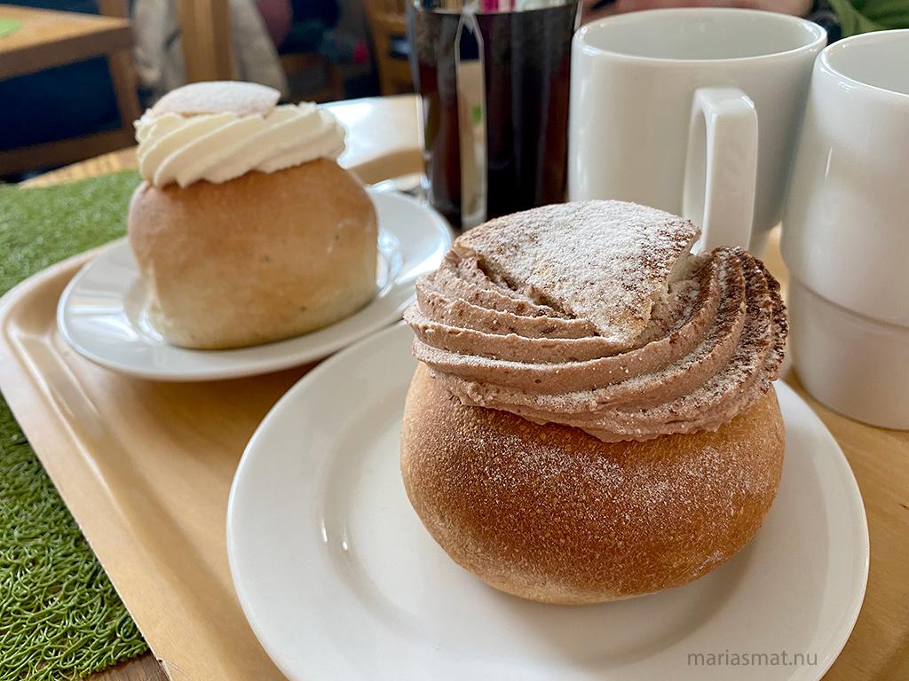 Café Safari i Kiruna