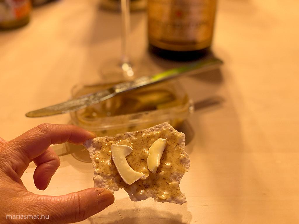 Brynt smör-smör