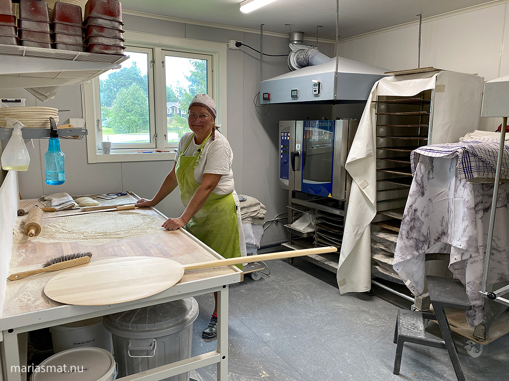 SMW Bageri i Ytterhogdal