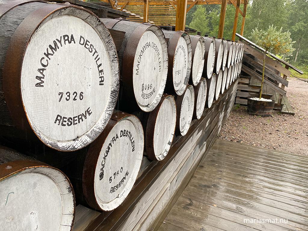 Mackmyra whiskyby